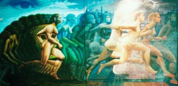 ¿Quiénes son los defensores de la teoría evolucionista?